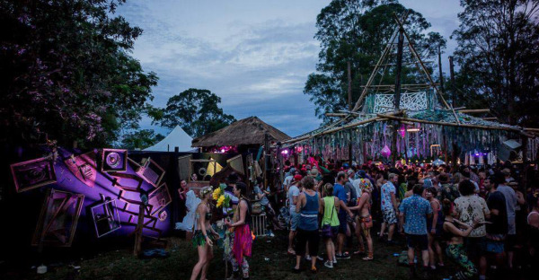 Paradiso Stage at Subsonic 2015