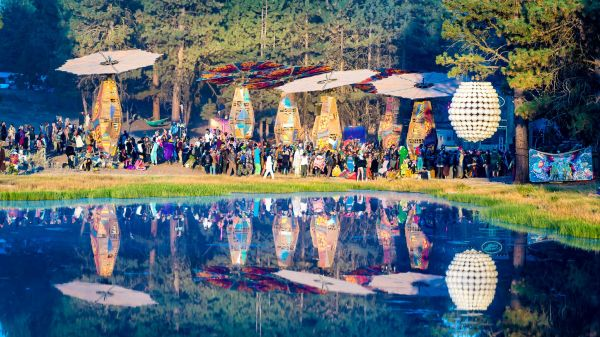 Moon Stage @ Global Eclipse Gathering 2017